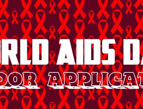 World AIDS Day 2019 Vendor Application