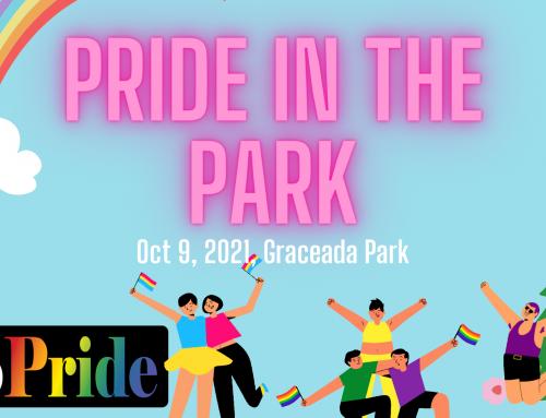 Pride in the Park 2021